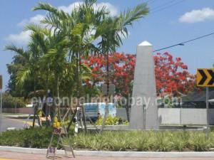 palmetto bay obelisk