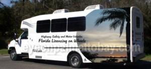 FLOW Florida Licensing on Wheels Mobile Unit